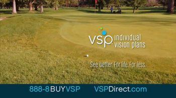 VSP Individual Vision Plans TV Spot, 'Golfing' - Thumbnail 9