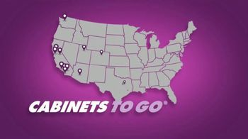 Cabinets To Go TV Spot, 'Your Dream Kitchen' Featuring Bob Vila - Thumbnail 9