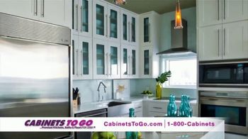 Cabinets To Go TV Spot, 'Your Dream Kitchen' Featuring Bob Vila - Thumbnail 6