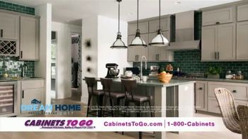 Cabinets To Go TV Spot, 'Your Dream Kitchen' Featuring Bob Vila - Thumbnail 8