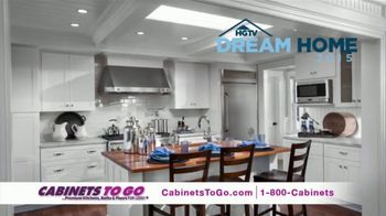 Cabinets To Go TV Spot, 'Your Dream Kitchen' Featuring Bob Vila