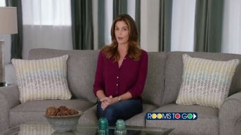 Rooms to Go TV Spot, 'Texas Relief' Featuring Cindy Crawford - Thumbnail 1