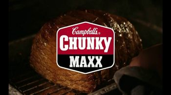 Campbell's Chunky Maxx Soup TV Spot, 'More Meat, Muscle and Hustle' - Thumbnail 1