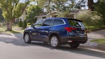 Honda Pilot TV Spot, 'Birthday Cake' [T1] - Thumbnail 2