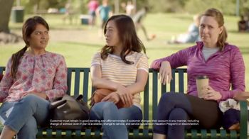 CenturyLink Price for Life High-Speed Internet TV Spot, \'Park Bench\'