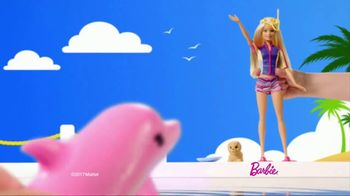 Barbie Dolphin Magic TV Spot, 'Dive Into the Waves'