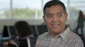 Dish Anywhere TV Spot, 'The Spokeslistener: Airport' - Thumbnail 4