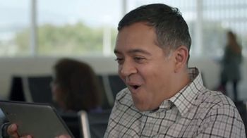 Dish Anywhere TV Spot, 'The Spokeslistener: Airport'