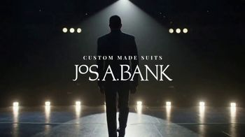 JoS. A. Bank Reserve Suit TV Spot, 'Confidence'