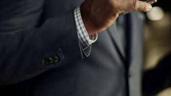 JoS. A. Bank Reserve Suit TV Spot, 'Confidence' - Thumbnail 7
