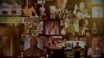 Big Ten Conference TV Spot, 'Faces of the Big Ten: Ashley Duda' - Thumbnail 1