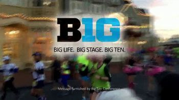 Big Ten Conference TV Spot, 'Faces of the Big Ten: Ashley Duda' - Thumbnail 10