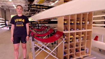 Big Ten Conference TV Spot, 'Faces of the Big Ten: Ashley Duda' - Thumbnail 2