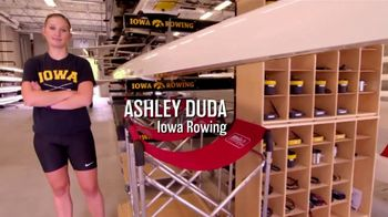 Big Ten Conference TV Spot, 'Faces of the Big Ten: Ashley Duda'