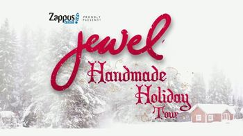 Zappos TV Spot, '2017 Jewel's Handmade Holiday Tour' - 40 commercial airings