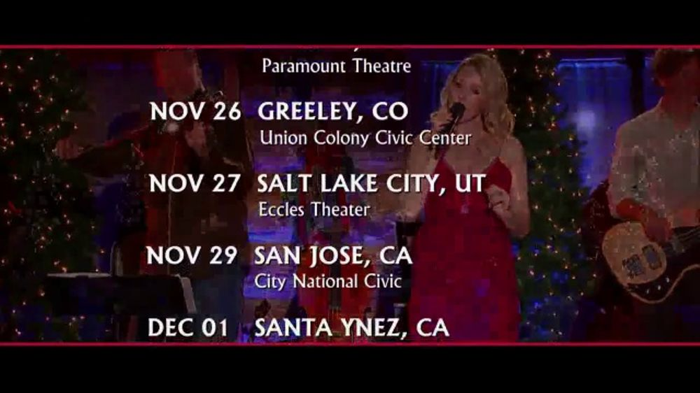 Zappos TV Commercial, '2017 Jewel's Handmade Holiday Tour ...