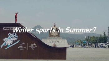 PyeongChang TV Spot, 'Winter Sports in Summer: Skiing'