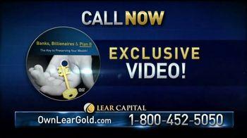 Lear Capital TV Spot, 'Experts Love Gold' Featuring Robert Kiyosaki - Thumbnail 5