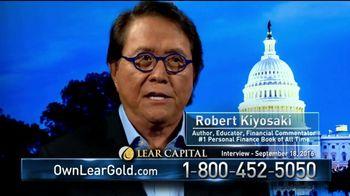 Lear Capital TV Spot, 'Experts Love Gold' Featuring Robert Kiyosaki - Thumbnail 6