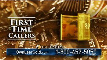 Lear Capital TV Spot, 'Experts Love Gold' Featuring Robert Kiyosaki - Thumbnail 8
