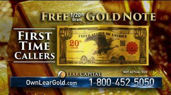 Lear Capital TV Spot, 'Experts Love Gold' Featuring Robert Kiyosaki - Thumbnail 9