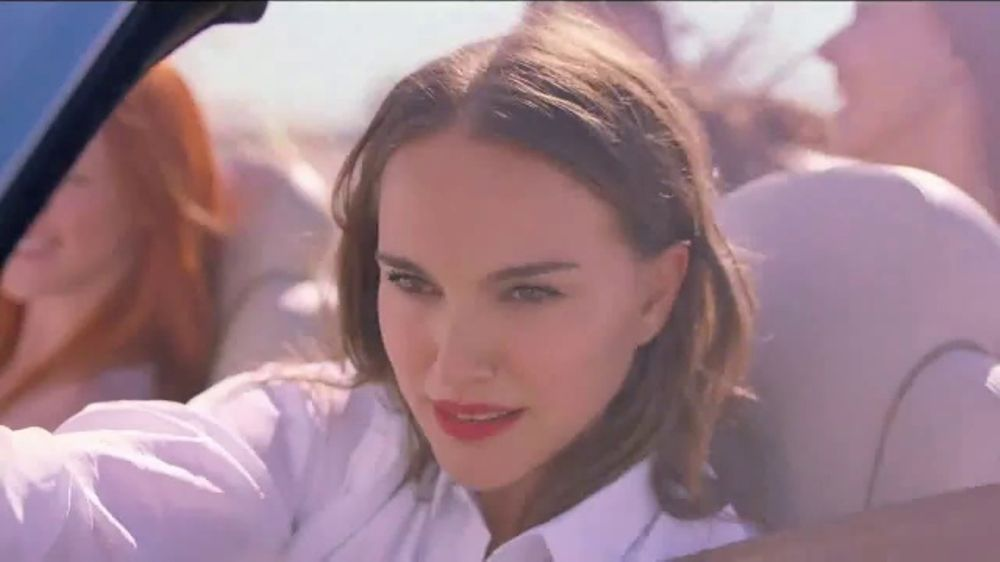 Miss dior tv commercial for love featuring natalie portman song miss dior tv commercial for love featuring natalie portman song by sia ispot aloadofball Gallery