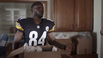 Campbell's Chunky Maxx Soup TV Spot, 'Moving In With Antonio Brown' - Thumbnail 2