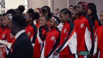 Colgate Women's Games TV Spot, 'Chasing Track and Field Dreams'