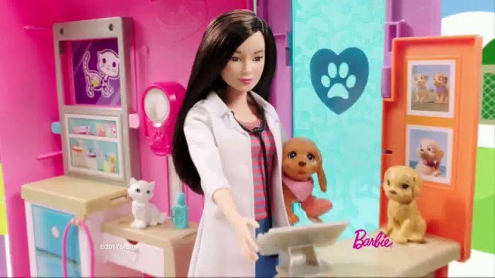 Barbie Pet Care Center TV Commercial, 'Best Friends'