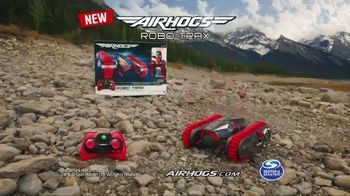 Air Hogs Robo Trax TV Spot, 'Conquers All'