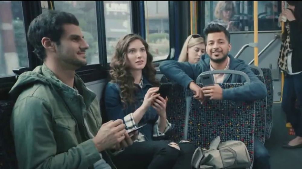 Sprint Flex TV Commercial, 'Get Work Done Before Work: Samsung Galaxy  Note8' - Video