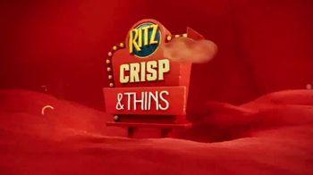 Ritz Crisp & Thins TV Spot, 'Explosive' - Thumbnail 2