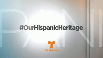 Telemundo Hispanic Heritage Month TV Spot, 'Proud to Be Latino' - Thumbnail 10