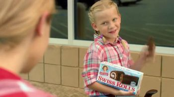 Little Debbie Swiss Rolls TV Spot, 'Hold Your Horses' - Thumbnail 3