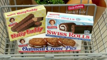 Little Debbie Swiss Rolls TV Spot, 'Hold Your Horses' - Thumbnail 4