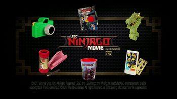 McDonald's Happy Meal TV Spot, 'The LEGO Ninjago Movie' - Thumbnail 9