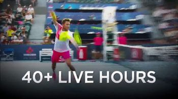 Tennis Channel Plus TV Spot, 'ATP World Tour and Shenzhen Open' - Thumbnail 2