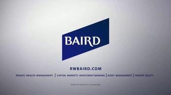 Baird TV Spot, 'World-Class Financial Expertise' - Thumbnail 7