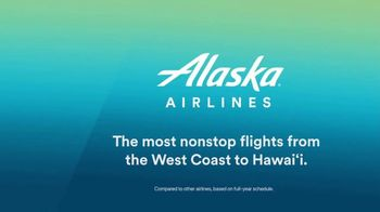 Alaska Airlines TV Spot, 'The Russell Wilson Show: Oahu' - Thumbnail 3