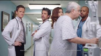 Cigna TV Spot, 'TV Doctors: Even More Drama' Ft. Donald Faison, Kate Walsh - Thumbnail 9