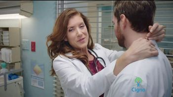 Cigna TV Spot, 'TV Doctors: Even More Drama' Ft. Donald Faison, Kate Walsh - Thumbnail 3