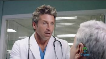 Cigna TV Spot, 'TV Doctors: Even More Drama' Ft. Donald Faison, Kate Walsh - Thumbnail 4