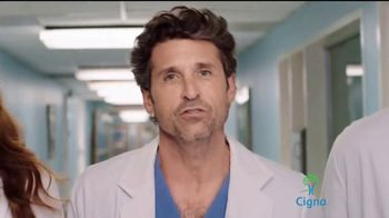 Cigna TV Spot, 'TV Doctors: Even More Drama' Ft. Donald Faison, Kate Walsh - Thumbnail 7