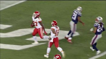 Bridgestone TV Spot, 'Elite Performance: Chiefs vs. Patriots' - Thumbnail 5