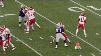 Bridgestone TV Spot, 'Elite Performance: Chiefs vs. Patriots' - 1 commercial airings