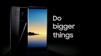 Samsung Galaxy Note8 TV Spot, 'Do Bigger Things' Song by Sweet Spirit - Thumbnail 6