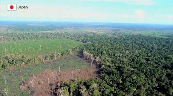 The Government of Japan TV Spot, 'Protecting the Amazon Forest in Brazil'