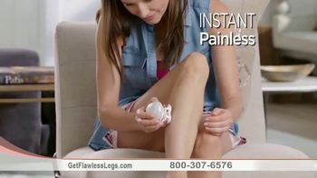 Finishing Touch Flawless Legs TV Spot, 'No More Pain' - Thumbnail 5