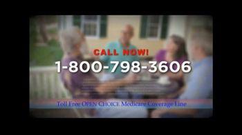 Medicare Coverage Helpline TV Spot, 'Supplemental Plan' - Thumbnail 8
