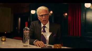 Smirnoff Vodka TV Spot, '1864' Featuring Ted Danson - Thumbnail 3